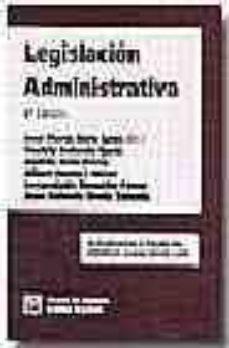 Cronouno.es Legislacion Administrativa (6ª Ed. 2004) Image