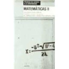 PAU MATEMÁTICAS II -CASTILLA LA MANCHA LABERINTO - BACH PAU CASTILLA LA MANCHA - VV.AA. | Triangledh.org