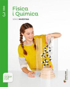 Vinisenzatrucco.it Física I Química. Sèrie Investiga 3º Secundaria Catala Ed 2015 Image