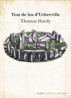 Descargar libros de texto gratis en francés. TESS DE LOS D URBERVILLE in Spanish PDF FB2 CHM de THOMAS HARDY