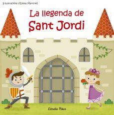 la llegenda de sant jordi-emma martinez-9788491371625
