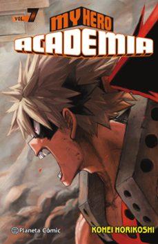 my hero academia nº 07-kohei horikoshi-9788491461425