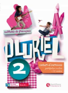 pluriel 2 cahier d exercices + cd-9788492729425