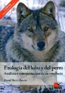 Inmaswan.es Etologia Del Lobo Y Del Perro - 3ª Edicion Image