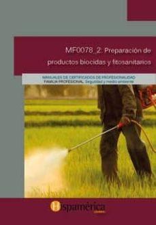 Followusmedia.es Mf0078_2 Preparacion De Productos Biocidas Y Fitosanitarios Image