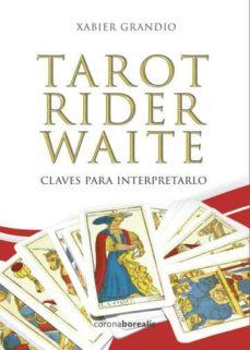 claves del tarot rider waite pdf