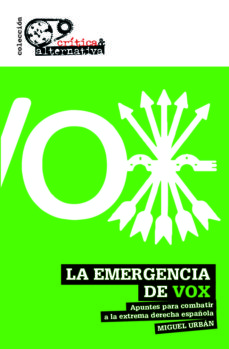 Ebook nl descarga gratuita LA EMERGENCIA DE VOX MOBI FB2 iBook 9788494988325