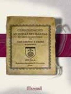 Vinisenzatrucco.it Curiosidades Antiguas Sevillanas. Estudios Arqueologicos (Facsimi L) Image
