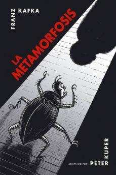 la metamorfosis (adaptacion) (3ª ed)-peter kuper-9788496815025