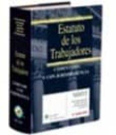 Lofficielhommes.es Estatuto Trabajores Comentado Con Jurisprudencia (2ª Ed.) Image