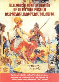 Titantitan.mx Relevancia De La Actuacion De La Victima Para La Responsabilidad Penal Del Autor Image