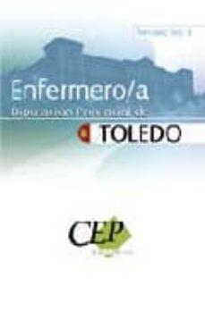 Relaismarechiaro.it Temario Vol. Ii. Oposiciones Enfermero/a De La Diputacion Provinc Ial De Toledo Image