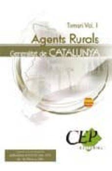 Ojpa.es Agents Rurals Generalitat Catalunya: Temari Vol. Ii Image