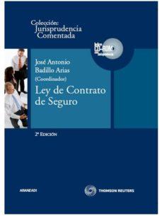 Bressoamisuradi.it Ley De Contrato De Seguro (2ª Ed.) Image