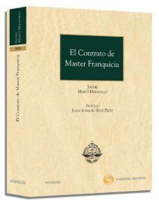 Descargar EL CONTRATO DE MASTER FRANQUICIA gratis pdf - leer online