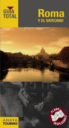 Eldeportedealbacete.es Roma Y Vaticano 2012 Guia Total Anaya Touring Image