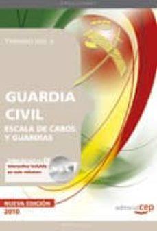 Upgrade6a.es Guardia Civil. Escala De Cabos Y Guardias. Temario Vol. Ii. Image