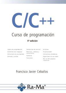 Descargar C/C++. CURSO DE PROGRAMACION gratis pdf - leer online