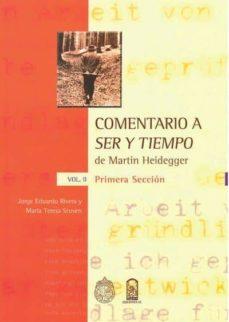 Valentifaineros20015.es Comentario A Ser Y Tiempo De Martin Heidegger. Vol Ii Image