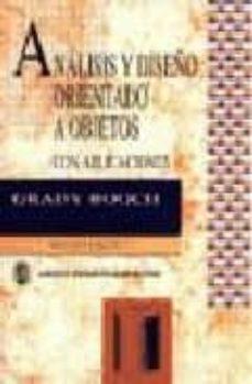 Descargar ANALISIS DE DISEÑO ORIENTADO A OBJETOS CON APLICACIONES gratis pdf - leer online