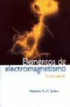 Elmonolitodigital.es Elementos De Electromagnetismo (3ª Ed.) Image