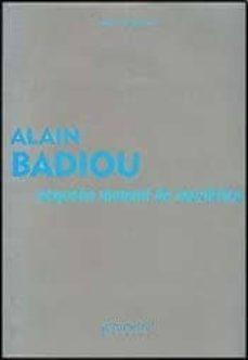 pequeño manual de inestetica-alain badiou-9789875743625