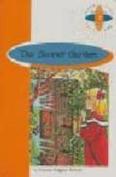 the secret garden (burlington 2º eso)-frances hodgson burnett-9789963471225