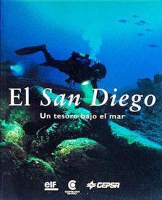 EL SAN DIEGO. UN TESORO BAJO EL MAR - VVAA |