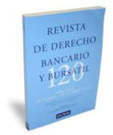 REVISTA DERECHO BANCARIO Y BURSATIL 10/09/10 A 10/09/11 - VV.AA. | Triangledh.org