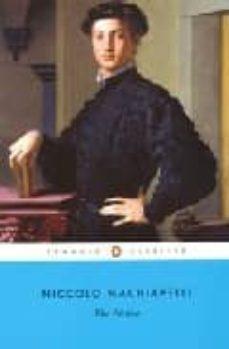 the prince (penguin classics)-nicolas maquiavelo-9780140455335