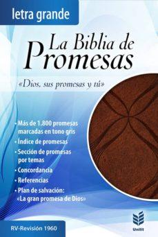 Alienazioneparentale.it Biblia De Promesas Letra Grande-rvr 1960 Image