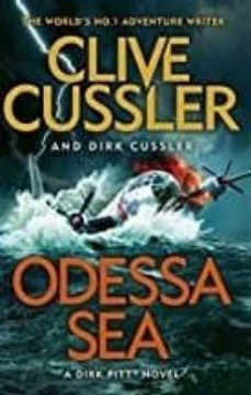 Audiolibros descargables gratis mp3 ODESSA SEA: DIRK PITT 24 in Spanish