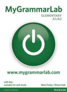 Descargas gratuitas de ibook para ipad MYGRAMMARLAB ELEMENTARY LEVEL de MARK FOLEY, DIANE HALL