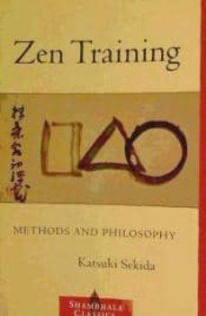 zen training-katsuki sekida-9781590302835
