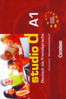 studio d a1: deutsch als fremsprache (vocabulario español)-9783464207635