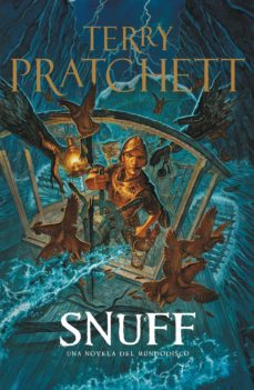 snuff-terry pratchett-9788401353635