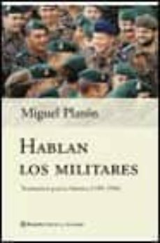 Premioinnovacionsanitaria.es Hablan Los Militares: Testimonio Para La Historia (1939-1996) Image