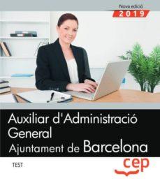 Costosdelaimpunidad.mx Auxiliar D Administració General. Ajuntament De Barcelona. Test Image