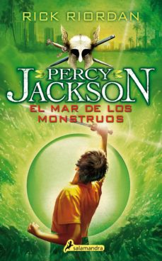 el mar de los monstruos (ebook)-rick riordan-9788415470335