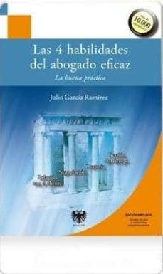 Descargar LAS CUATRO HABILIDADES DEL ABOGADO EFICAZ gratis pdf - leer online