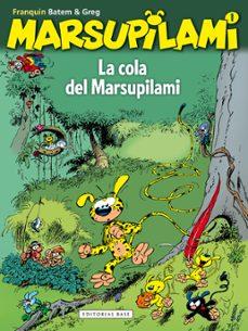 marsupilami 1: la cola del marsupilami-andre franquin-9788415706335