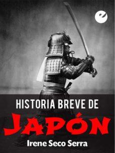 historia breve de japón (ebook)-irene seco serra-9788415930235