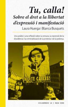 tu, calla! (ebook)-blanca busquets figueras-laura huerga ayza-9788416689835