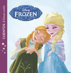 frozen: cuentos de buenas noches-9788416917235