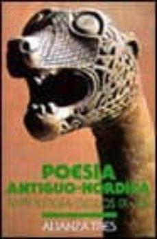 Inmaswan.es Poesia Antiguo-nordica: Antologia (Siglos Ix-xii) Image