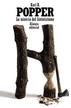 la miseria del historicismo-karl r. popper-9788420688435