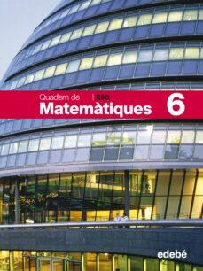Ojpa.es Quadern 6. Matemàtiques. Ed. Secundaria Image