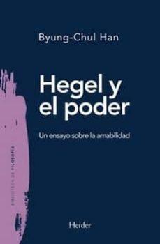 Valentifaineros20015.es Hegel Y El Poder: Un Ensayo Sobre La Amabilidad Image