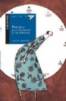 poemas para las horas y los minutos-juan cruz iguerabide-9788426351135