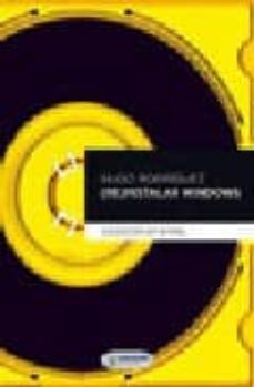 reinstalar windows-hugo rodriguez alonso-9788426713735